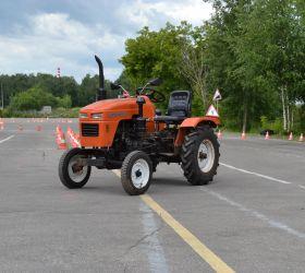 Трактор Уралец Тракторная категория'B'