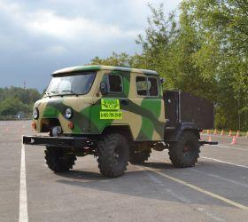 УАЗ 452 'Болотоход' Тракторная категория 'A-3'